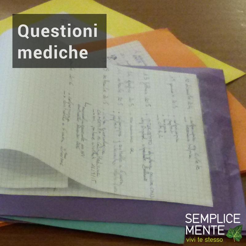 Questioni mediche
