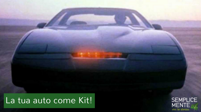 La Tua Auto Come Kit!