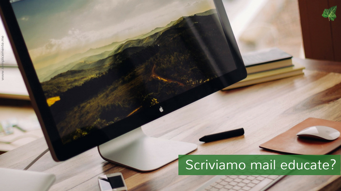 Scriviamo Mail Educate?