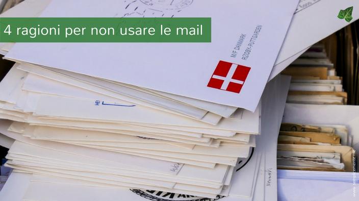 A cosa servono le mail?