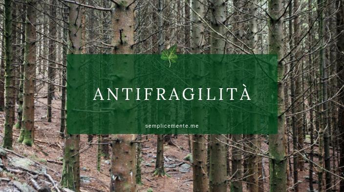 Antifragilità