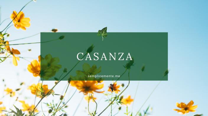 Casanza