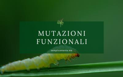 Mutazioni funzionali