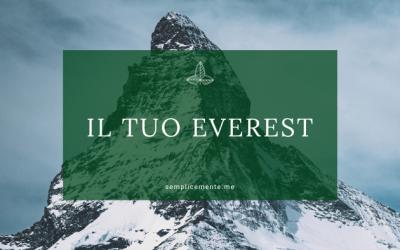 Il tuo Everest
