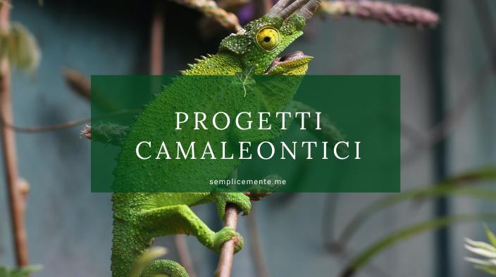 Progetti camaleontici