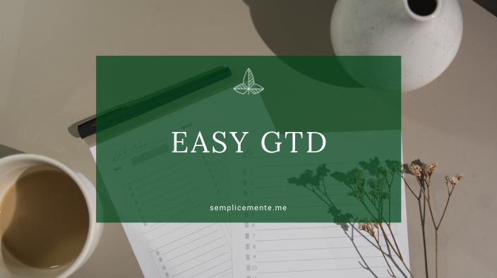 Easy GTD